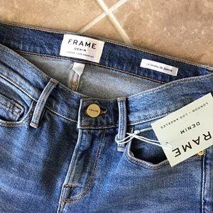 Frame Denim Jeans - Frame jeans, size 25, NWT